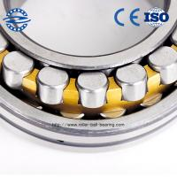 22211 Spherical Roller Bearing / Brass Cage Bearings weight 0.82kg Manufactures