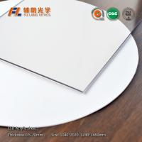 11mm Iridescent Anti Static Acrylic Sheet / Pmma Sheet For Computer Device Manufactures