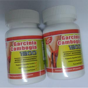 African Mango Diet Pills Lose Weight Capsules Garcinia Cambogia Slimming Pills 1300mg Manufactures