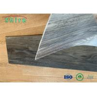 Wear Resistant 4mm Vinyl Plank Flooring Interlocking Luxury Vinyl Tile for sale