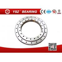 Four Point Contact Ball Slewing Ring Bearings Manufactures