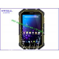 China LTE compatible water resistant android wifi tablet NFC Built in CPU on sale