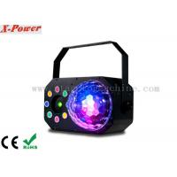8-channel DMX Mode Led Disco Ball Light Chase And Laser Effect Manufactures