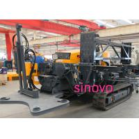 Horizontal Directional Drilling Rig 140 KW Used In the Construction of The Water Piping Manufactures