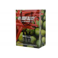 Low Cost Fruits Package Green Printing Recycle Paper Gift Bags With Rope Handle Manufactures