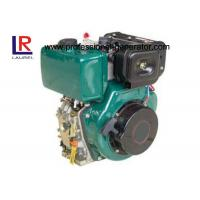Single Cylinder Vertical Diesel Engine 4 Stroke Air Cooled 4.5HP With Direct Injection Manufactures