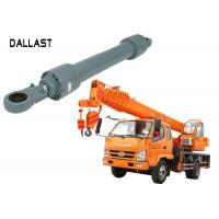 Chromed Heavy Duty Hydraulic Ram Cylinder for Engineering Truck Manufactures