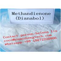 Buy cheap Metandienone Dianabol Methandrostenolone Dbl Raw Steroid Powders Brew Oral 10mg from wholesalers