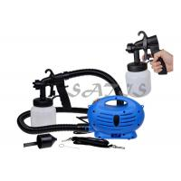 Paint Zoom HVLP Electric Spray Gun for automotive painting AC 110V 800mL Manufactures