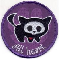 fashion embroidery patch for clothing Manufactures