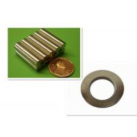 Quality High Energy Samarium Cobalt SmCo Ring Magnets For Motor Temperature Stability for sale