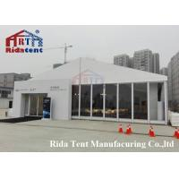 China Great Welding Military Tents / Heavy Duty Marquee Tent Wear Resistance on sale