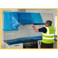 Temporary Protective Film For Kitchen Wall Clear Adhesive Surface Protection Film Manufactures