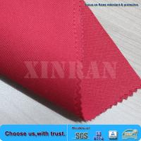EN11611 cvc flame retardant twill fabric wholesale for coverall Manufactures