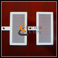 China Platinum plated titanium anode for producing oxygen on sale