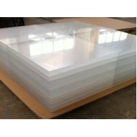 Pmma PMMA Acrylic Sheet Ouble Side Covered With Polyflim Brown Kraft Paper Manufactures