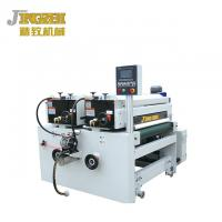 China Strong Stable Structure Wood Coating Machine Easy Cleaning  High Productivity on sale
