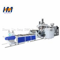 PP PVC PE Foam Sheet Extrusion Line High Output For Chemical Industry Manufactures