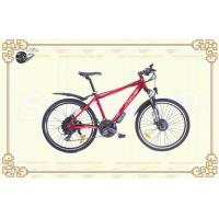 HUB Lithium Battery Bicycle / Ebike With Alloy Frame , Electric Mountain Bike EN15194 Approved Manufactures