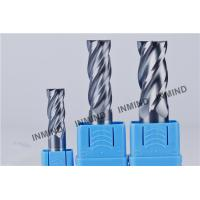 Dia 14mm , AlTiN Coating , 14*40*100L*4F ,  Square End Mill ,  4 Flute , end mill bits Manufactures