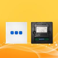 Cool Smart Home Accessories / Smart Light Switch Dimmer Control Touch Plate Manufactures