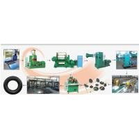 China Butyl Inner Tube Production Line,Inner Tube Making Line,Inner Tube Curing Press,Rubber Molding Press For Tube on sale
