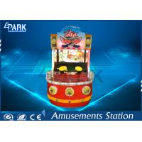 Indoor Playground Redemption Game Machine Kids Amusement Game Island Hero Shooting Game Machine Manufactures
