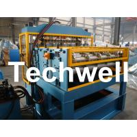 0 - 12m/min Curving Speed / PLC Control Roof Crimping Curved Machine for Roof Curving Manufactures