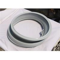 Quality Whirlpool Front Load Washer Door Seal / Gasket , Washer Dryer Door Seal Custom Shape for sale