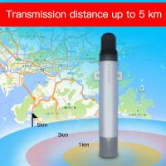 5km long range lora wireless temperature and humidity sensor data logger Manufactures