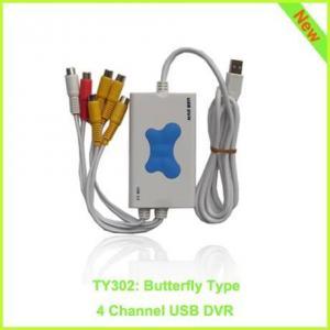 TY302:4CH laptop USB DVR