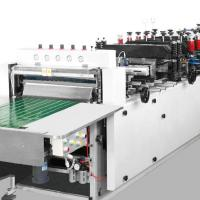 Zipper Bag Stand Up Pouch Packing Machine Computerized 150 Cuts / Min Speed Manufactures