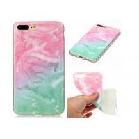 Marble Protective Phone Cases For iPhone X / Soft TPU IMD Marble Cover Manufactures