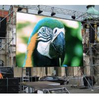 P16 Die-Casting Outdoor Led Display Boards / LED Display Screen 3906 dot/m2 Manufactures