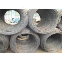 5.5mm / 6.5mm Stainless Steel Wire Rod GWS-316H With Wear Resistance Manufactures