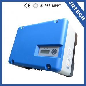 China Fanless Design Solar Power System Inverter / Solar Based Inverter 3HP IP65 JNP2K2LS on sale
