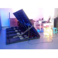 China Customized Front Service Led Display , Led Full Color Display Waterproof 50kg on sale