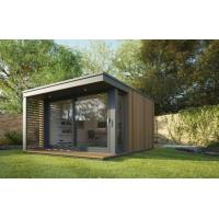 Quick Assemble Modular Holiday Wooden Home Prefabricated Longlife Garden Studio Manufactures