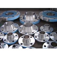 Buy cheap Alloy Steel Forged Steel Flanges , Flat Face Weld Neck Flange ASTM A234 Standard from wholesalers
