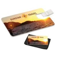 High Speed USB 2.0 Promotion Credit Card USB Flash Drives 8GB Manufactures
