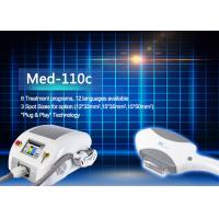 China Portable IPL Hair Removal Machines Intense Pulsed Light Pigmentation on sale