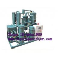 Stronger Demulsification industrial oil purifier reduces damage to machines from contaminated fluids,saving energy Manufactures