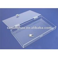 acrylic display box Manufactures