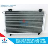Car ac condenser For Toyota COROLLA ZZE122 OEM 8845012231 / 8845013031 Manufactures