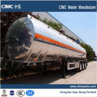 tri-axle fuel trailer tankers with 38000 litres payload capacity Manufactures