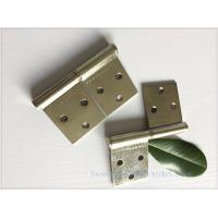 1.0mm Thickness Chrome Lift Off Hinges Small Size High Precision Water Proof Manufactures