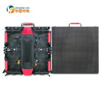 Full Color P3.91 Outdoor Rental LED Display 500*500mm Die-casting Panel Manufactures