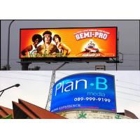 P5.95 SMD2727 Full Color Outdoor Advertising LED Display Fixed Installation LED Billboard Manufactures