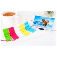Plastic Mini Phone Stand Portable Adjustable Holder For iPhone Foldable  Phone Holder