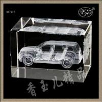 China 3D Laser Crystal Gift on sale